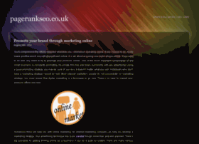 pagerankseo.co.uk