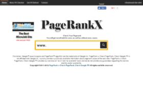 pagerankx.net