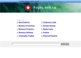 pages-web.ca