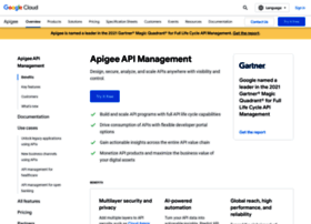pages.apigee.com