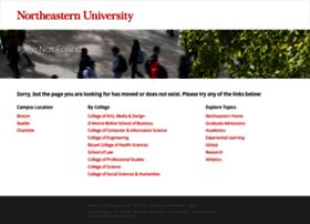 pages.northeastern.edu