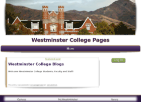 pages.westminstercollege.edu