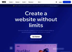 pages.wix.com