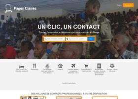 pagesclaires.com