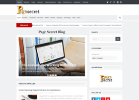pagesecret.com