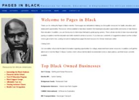 pagesinblack.com