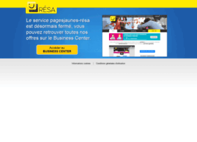 pagesjaunes-resa.fr
