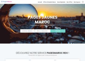 pagesmaroc.com