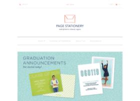 pagestationery.com