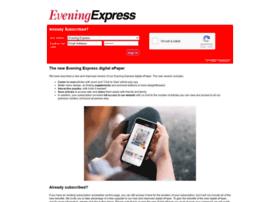 pagesuite.eveningexpress.co.uk