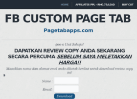 pagetabapps.com