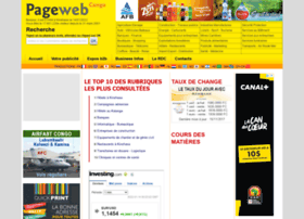 pagewebcongo.com