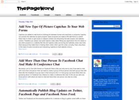 pageword.blogspot.com