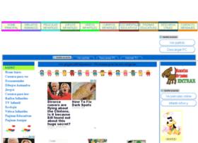 pagina-infantil.com.ar