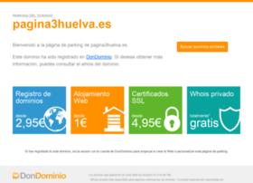 pagina3huelva.es