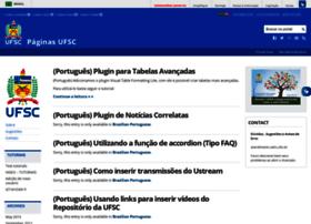 paginas.ufsc.br