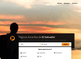 paginasamarillas.com.sv