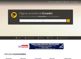 paginasamarillas.info.ec