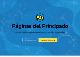 paginasdelprincipado.es