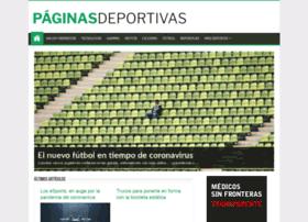 paginasdeportivas.blogspot.com