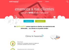 paginasweb.staffcreativa.pe