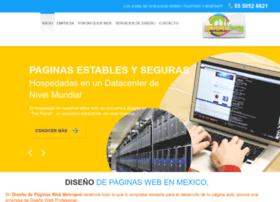 paginaswebmexico.com
