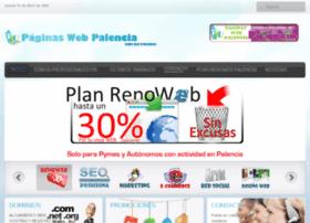 paginaswebpalencia.com