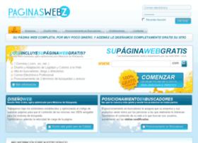 paginaswebz.com