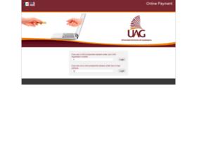 pagoelectronico.uag.mx