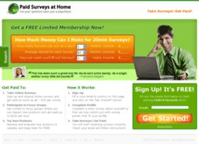 paid-surveys-at-home.surveyengines.com
