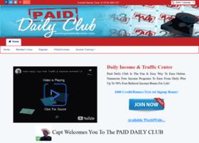paiddailyclub.com