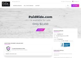 paidride.com