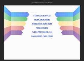 paidsurveyslive.com