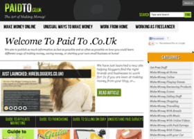 paidto.co.uk