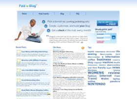 paidtoblog.com