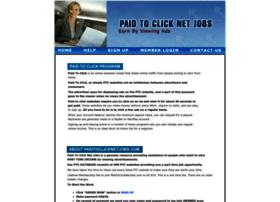paidtoclicknetjobs.com