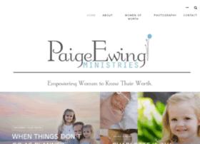 paigeewingministries.com