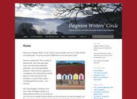 paigntonwriterscircle.org