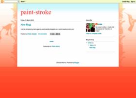 paint-stroke.blogspot.ca