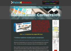 paint4models.com