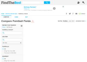 paintball-fields.findthebest.com