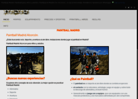 paintballalcorcon.com