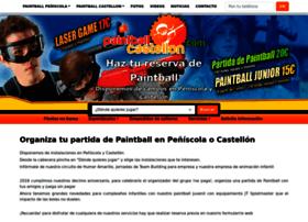 paintballcastellon.com