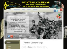paintballcolmenar.com