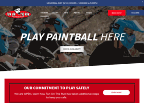 paintballfunontherun.com