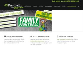paintballhallemonheim.de