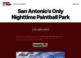 paintballknights.net
