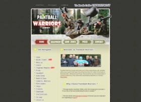 paintballwarriors.co.uk