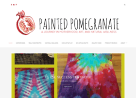 paintedpomegranate.com