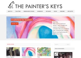painterskeys.com